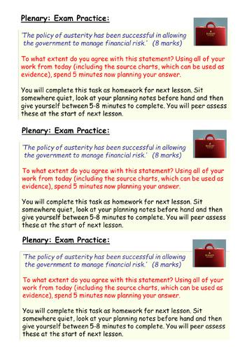 AQA GCSE Citizenship Exam Practice