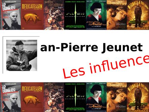 Les influences de Jean-Pierre Jeunet/Amélie