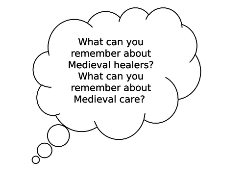 Renaissance healers, care and training