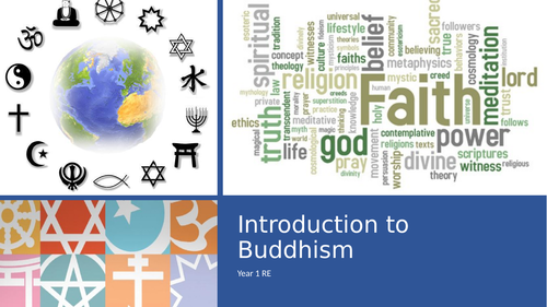 RE-Buddhism Introductions KS1-3