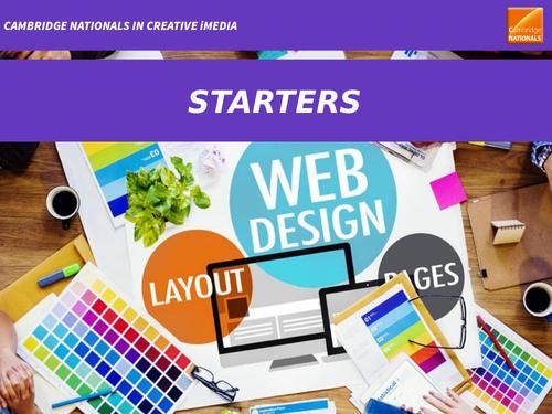 Creative iMedia Starters