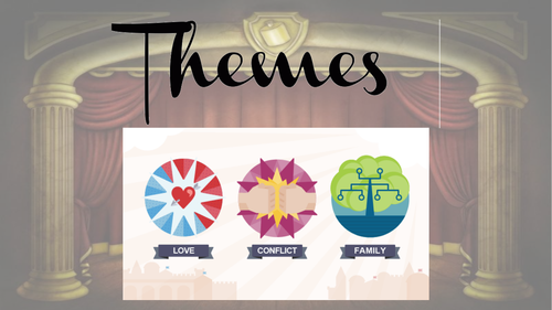 Romeo and Juliet Themes