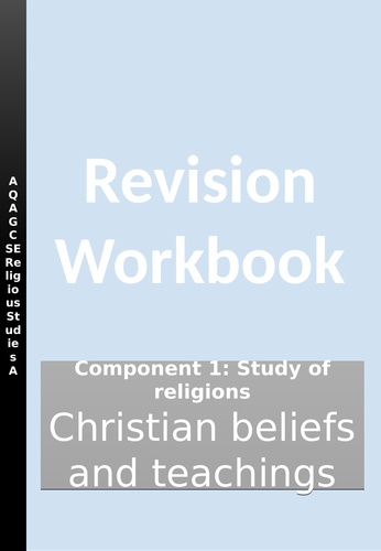 Christian Beliefs and Teachings GCSE Revision Workbook