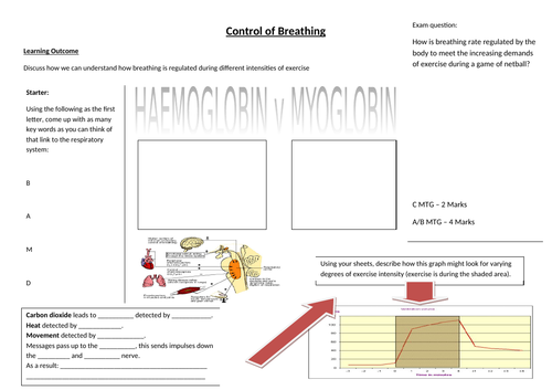 Breathing Control Learning Mat