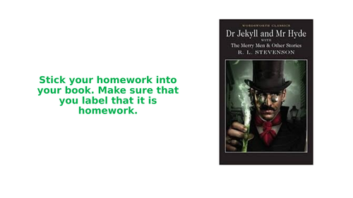 Dr Jekyll and Mr Hyde- Remarkable Incident of Dr Lanyon