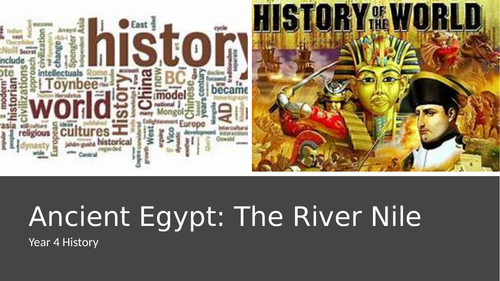 Egyptians- The Nile
