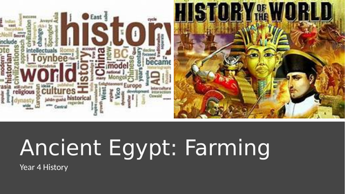 Egyptian- Farming
