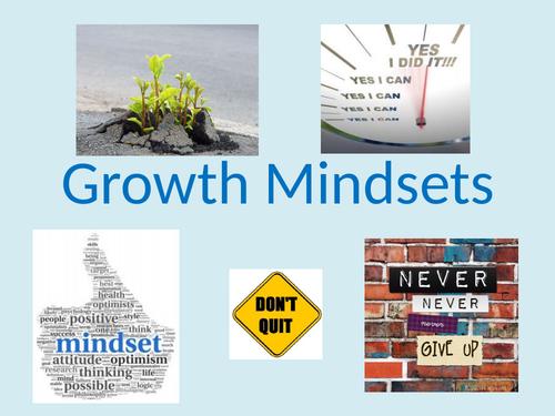 Growth Mindset Assembly