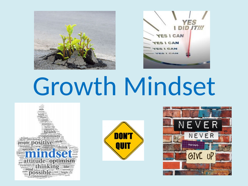 Growth Mindset Mistakes Assembly