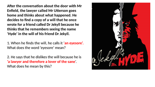 Jekyll and Hyde- Chapter Two
