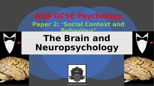 AQA GCSE Psychology, Brain and Neuropsychology, New Spec ...