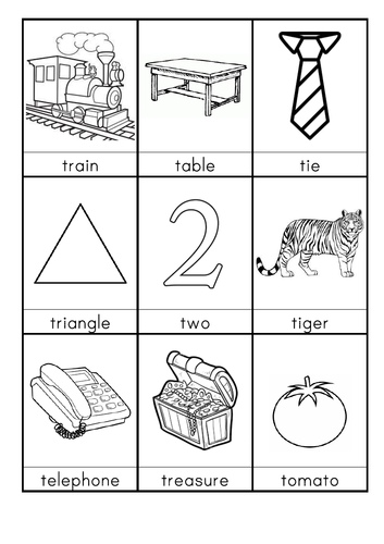 T words beginning with T
