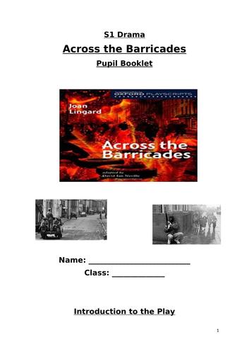 Across the Barricades - Drama