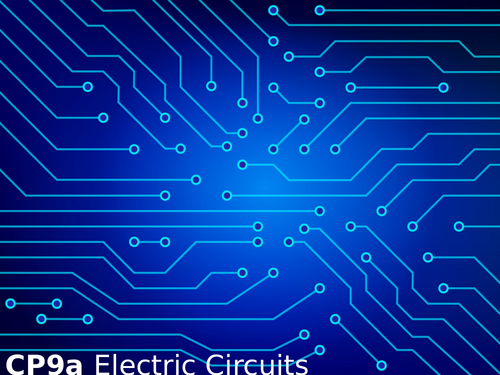 Edexcel CP9a Electric Circuits