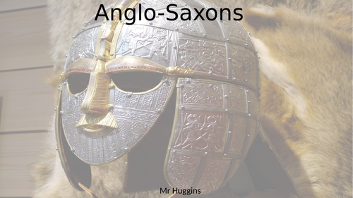 Invaders and Settlers: The Anglo Saxons