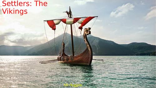 Invaders & Settlers: The Vikings