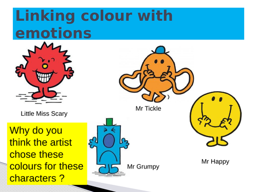 Mood & Colour - Painting to music - create your own Abstract Artwork