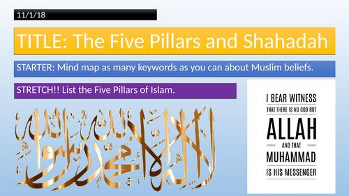 Edexcel Religious Studies Spec B - Islam // Shahadah