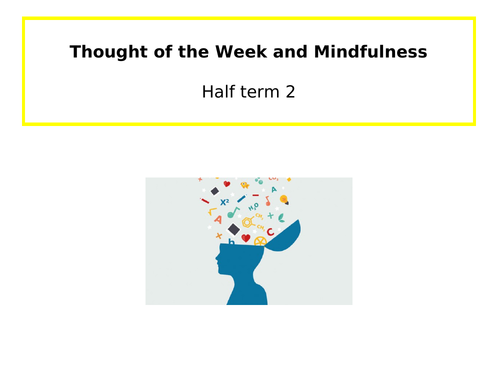 SMSC- Thought of the week HT2