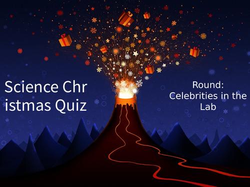 Science Christmas Quiz 2018 / 2019