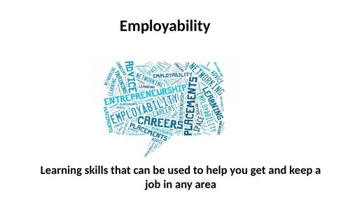 NCFE Employbaility