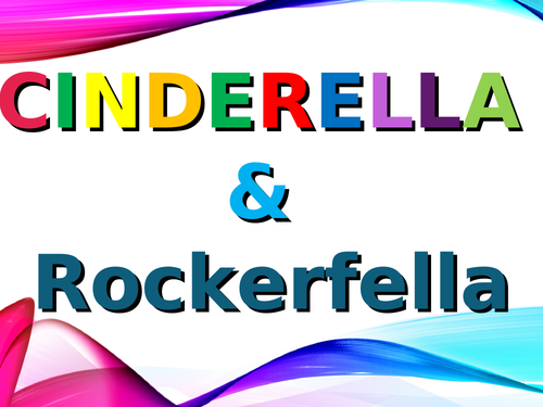 Cinderella Rockerfella Lyrics