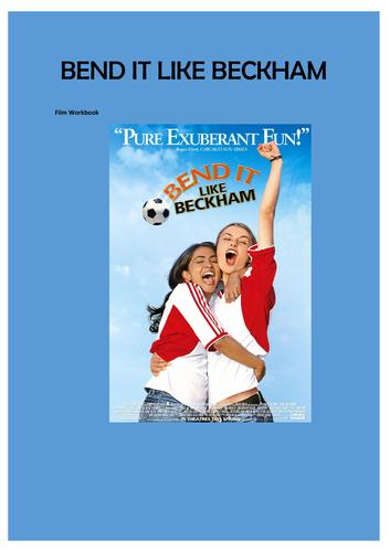 Bend  It Like Beckham Workbook