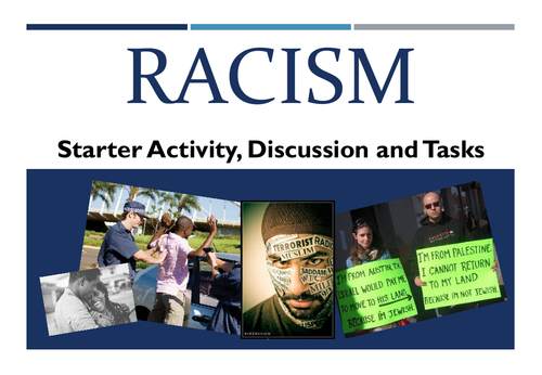 What is Racism? Tackling Racism in 2018