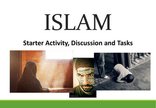 Islam - What is Islam?