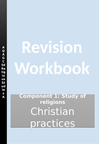 Christian Practices GCSE Revision Workbook