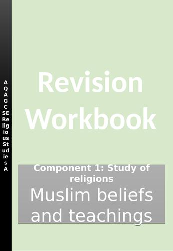 Islam: Beliefs and teachings GCSE revision workbook