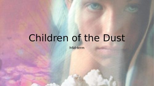 AQA GCSE English Paper 1 Fiction - Children of the Dust