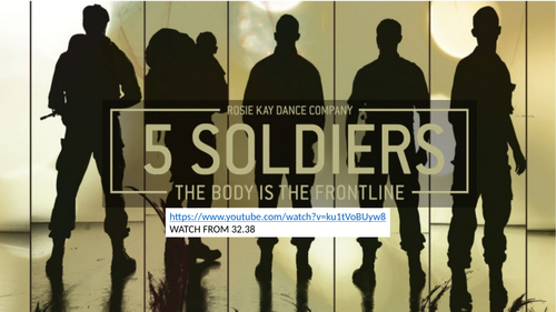 5 Soldiers Lesson 2- Military Drill