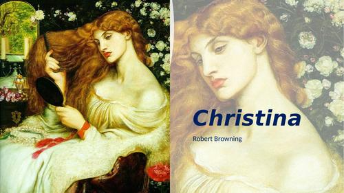 Robert Browning's Cristina