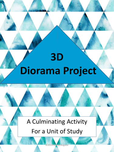 3D Diorama Project UK Version