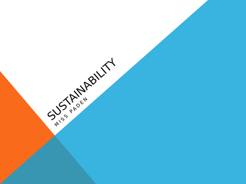 Sustainability, food miles, food insecurity, Staple foods, food labelling