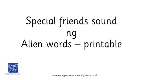 Special friends sound ng pack