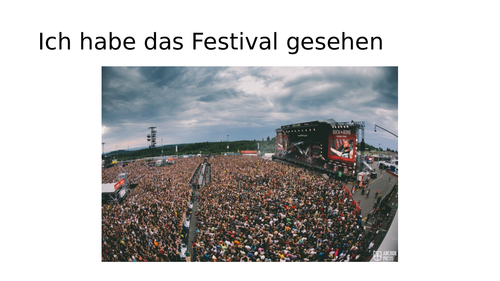 AQA Stimmt! GCSE German (Higher) - Festivals und Events - Page 160
