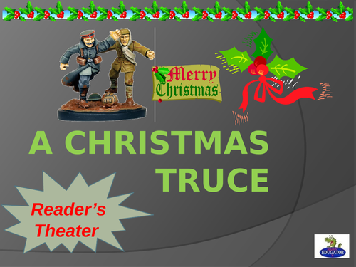 A Christmas Truce PowerPoint UK Version