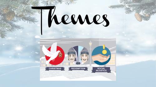 A Christmas Carol Themes