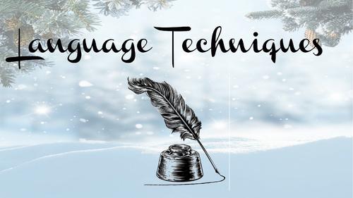 A Christmas Carol Language Analysis