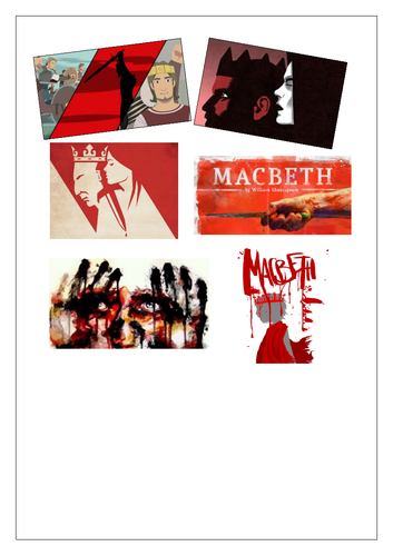Macbeth Model Answer Booklet (AQA)