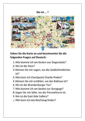 Directions / Berlin