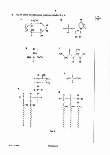 AQA Biology A-Level Paper 1 MOCK EXAM & MS