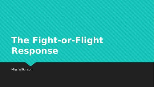 Fight or Flight Response - Biopsychology (AQA)