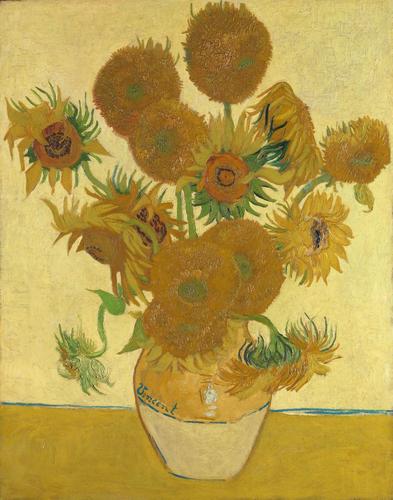 Who is Vincent Van Gogh?