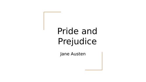 Pride & Prejudice Ch1-8 bundle