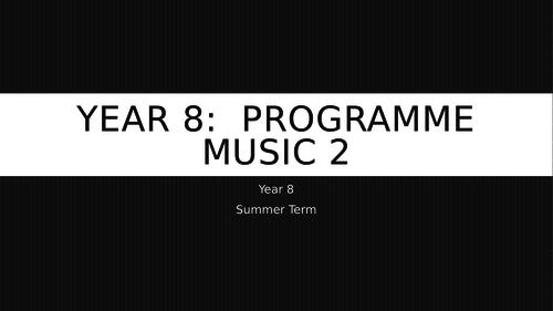 Programme Music Unit