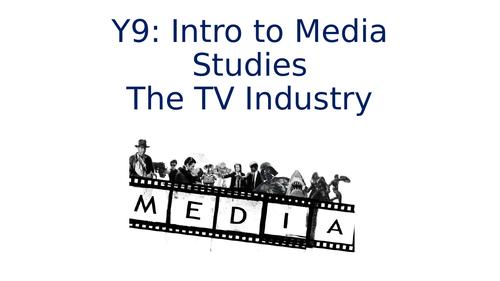 Intro to Media @ KS4
