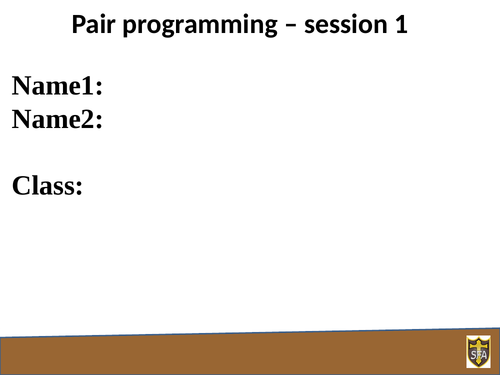 22 Programming challenges that cover most of the basic python skills. Ideal for pair programming.